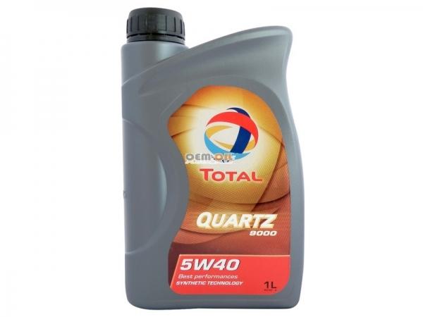 Изображение для Total Quartz 9000 5W-40 1л