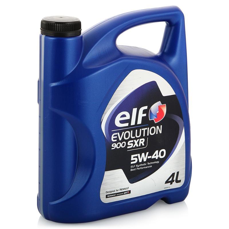 Изображение для ELF Evolution 900 SXR 5W-30  5л