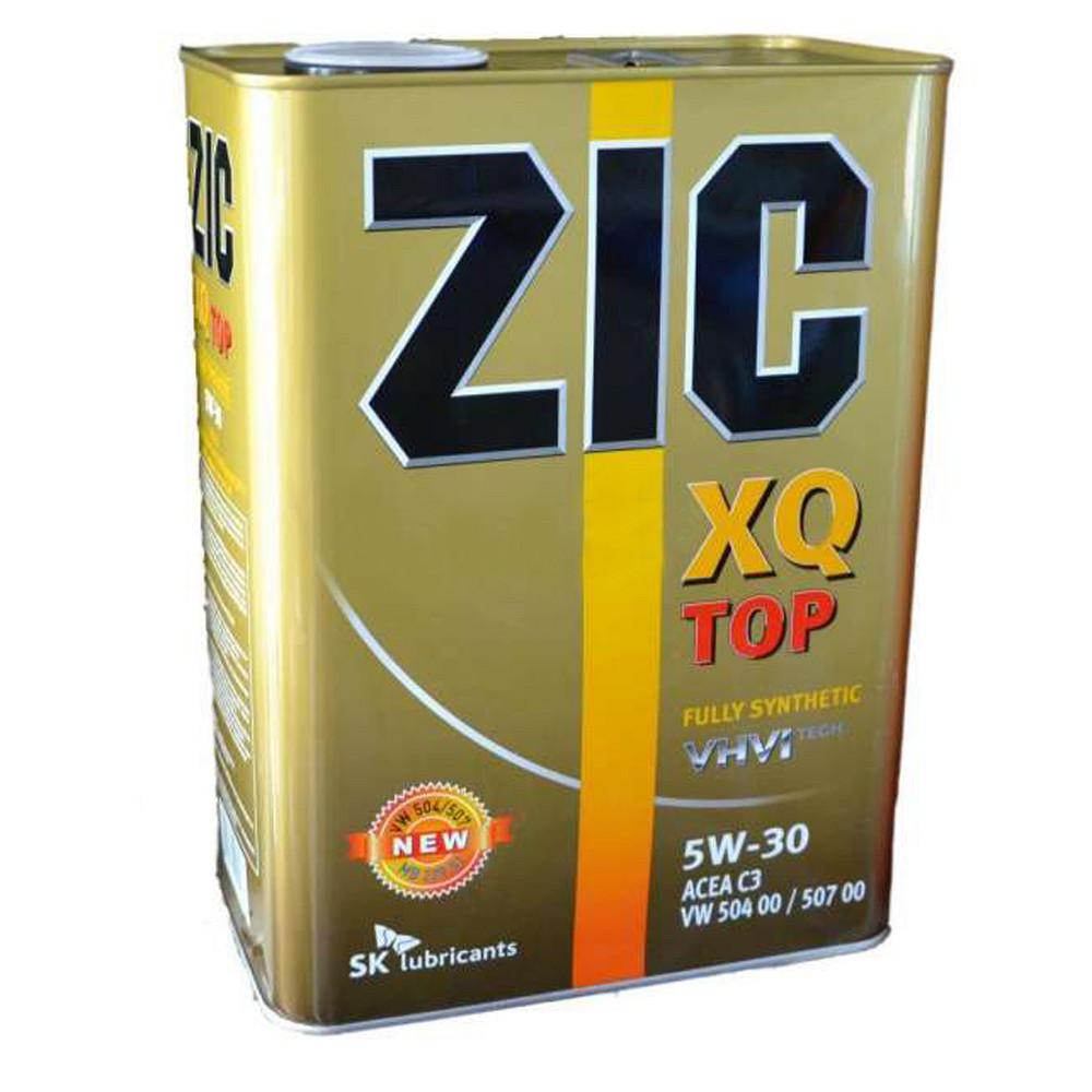Изображение для ZIC XQ TOP 5w30 4л
