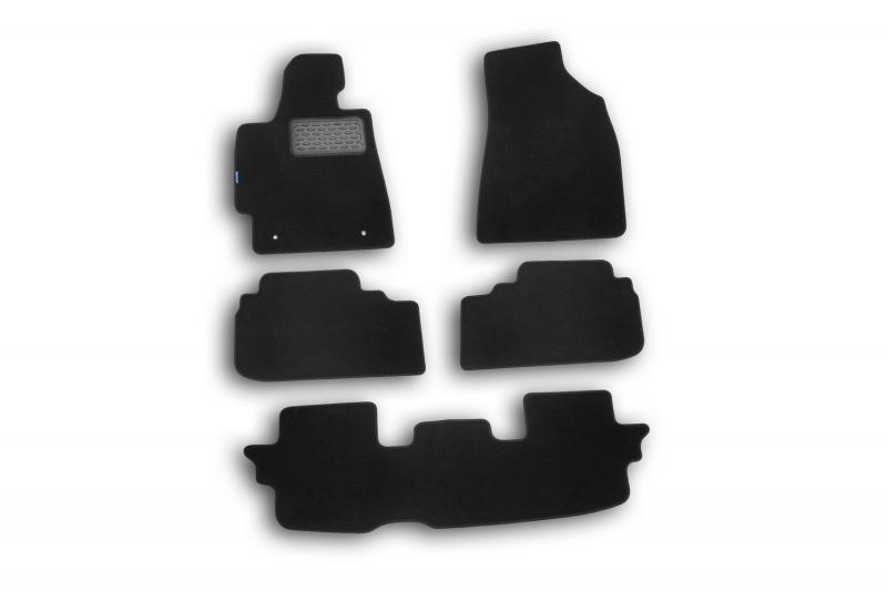 Автомобильный коврик Novline NLT.48.98.11.110kh для Toyota Hilux 2015 Black - фото 7