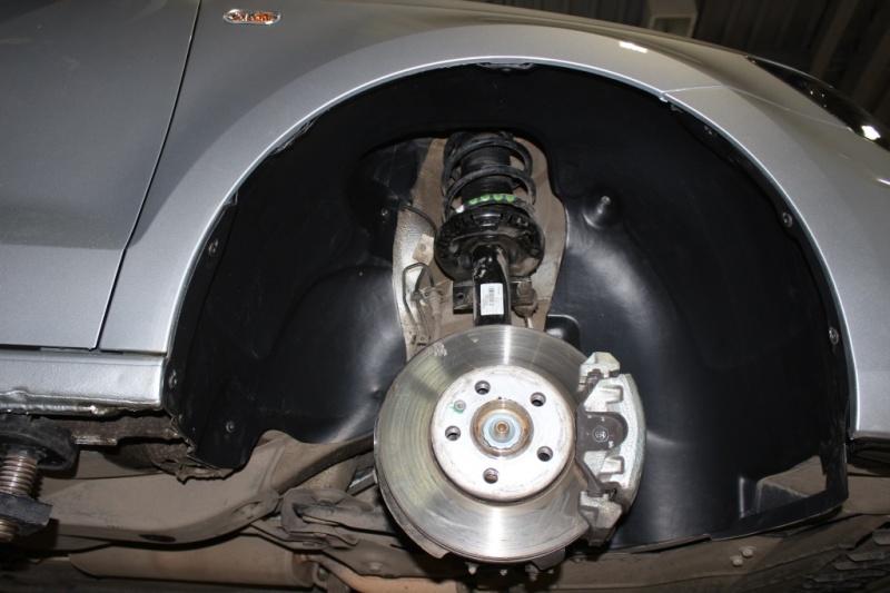 Подкрылок с шумоизоляцией Novline-Autofamily Volkswagen Polo 07/2015 седан - фото 11