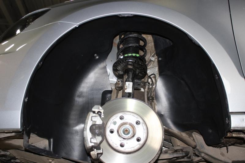 Подкрылок с шумоизоляцией Novline-Autofamily Volkswagen Polo 07/2015 седан - фото 9