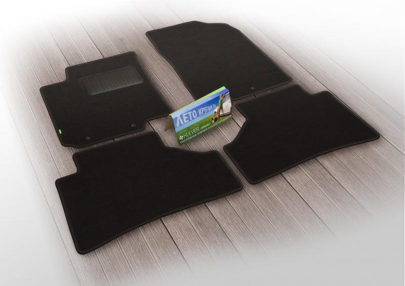 Автомобильные коврики Novline-Autofamily Коврики 3D в салон RENAULT Duster 2WD. - фото 8