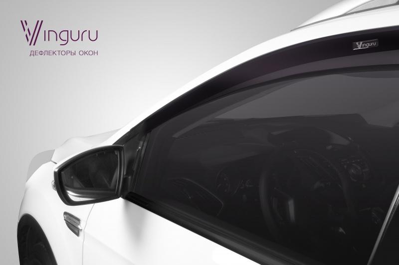 Дефлекторы окон Novline-Autofamily Toyota Avensis 2003-2008 - фото 6