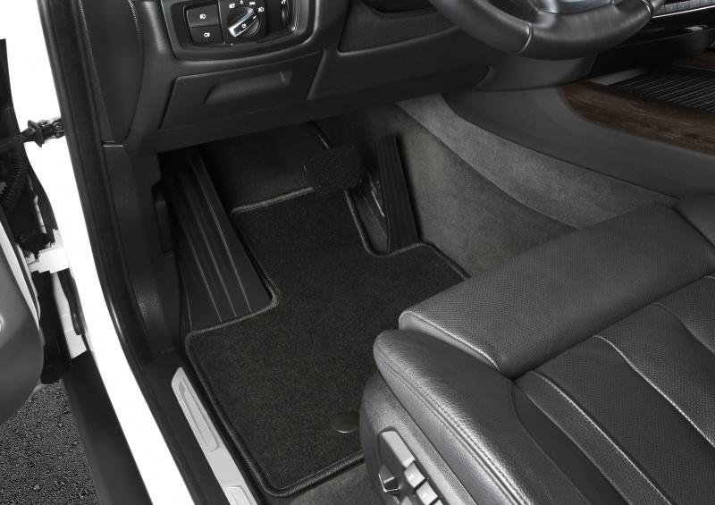 Автомобильные коврики Novline-Autofamily Коврики 3D в салон RENAULT Duster 2WD. - фото 11