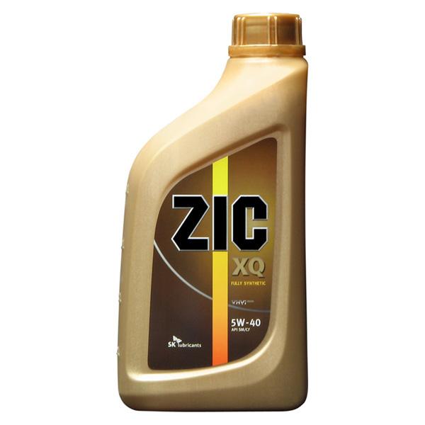 Изображение для ZIC XQ LS 5W40 1Lх12 SM/CF