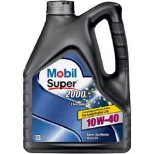 Изображение для Mobil Super 2000 X1 Diesel 10W-40 4Л