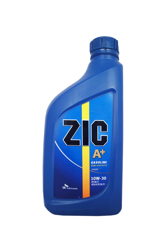 Изображение для   ZIC A Plus 10w30 SM/CF 1л