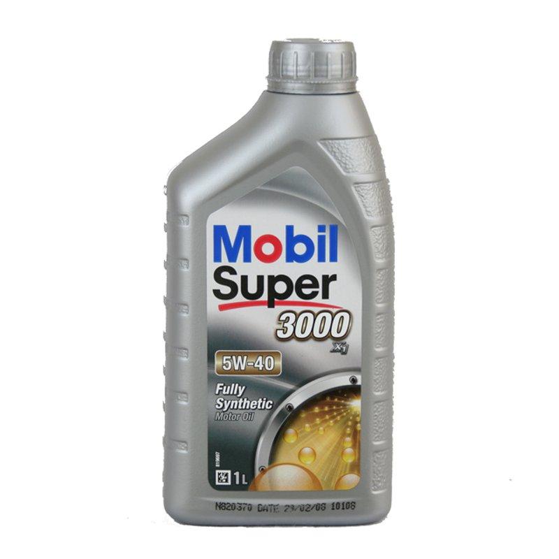 Изображение для Mobil Super 3000 X1 5W-40 1Л