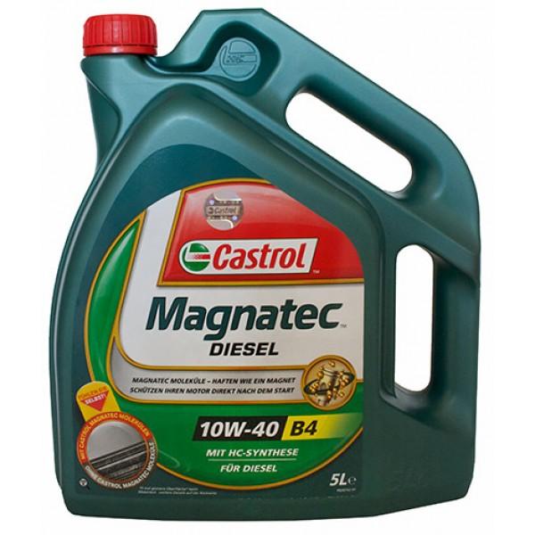 Изображение для Castrol  Magnatec 10W40 Diesel. 4л