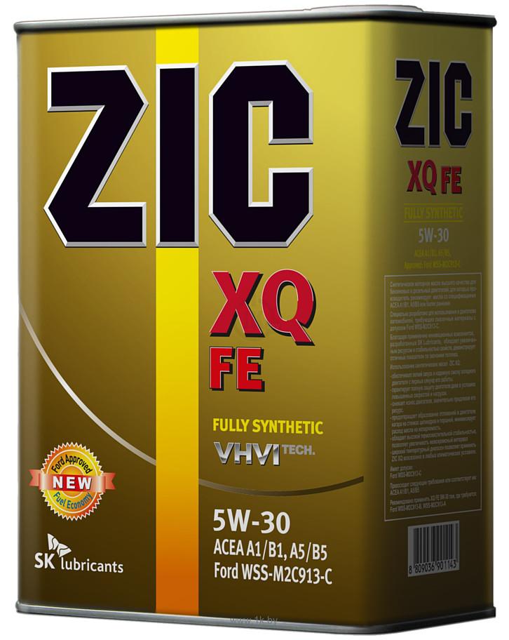 Изображение для ZIC XQ FE 5w30 4л