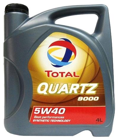 Изображение для Total Quartz 9000 5W-40 4л