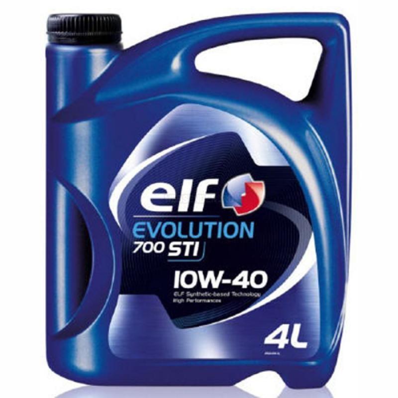 Изображение для ELF EVOLUTION  700 STI 10W40 4B4L