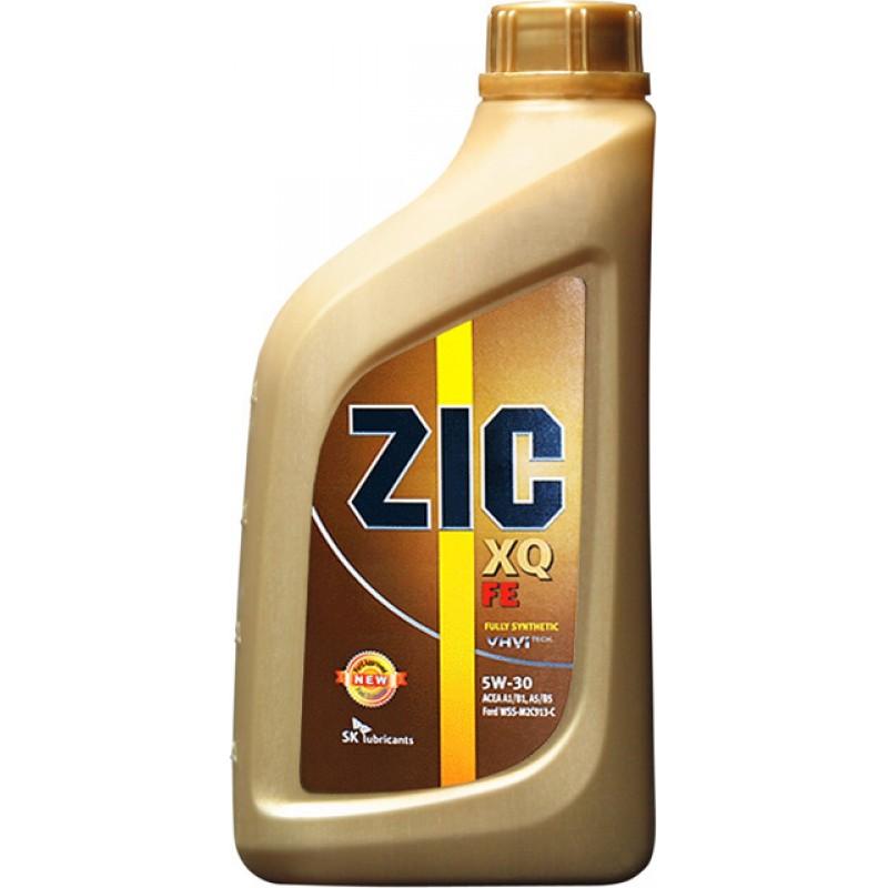 Изображение для ZIC XQ FE 5w30 1 л