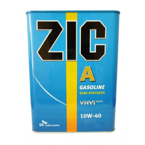 Изображение для ZIC A 10w40 SM 4л