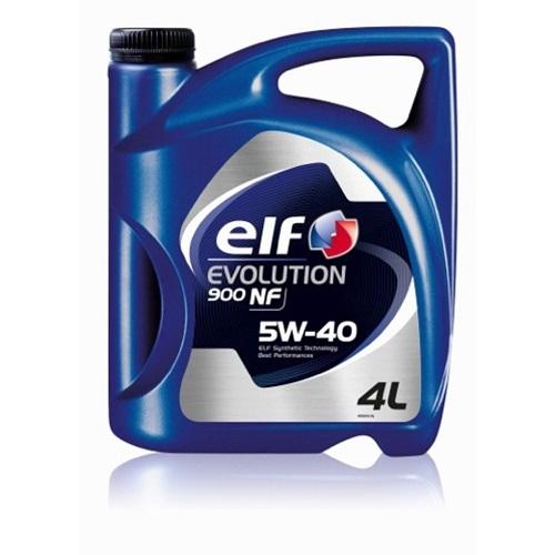 Изображение для ELF EVOLUTION 900 NF 5W40 4B4L